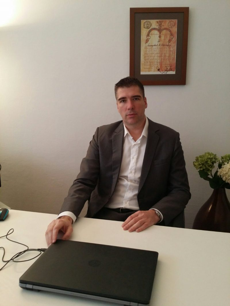 Advokati Beograd - advokat Lazarević Aleksandar